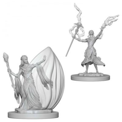 D&D Nolzur's Marvelous Miniatures: Elf Wizard Female