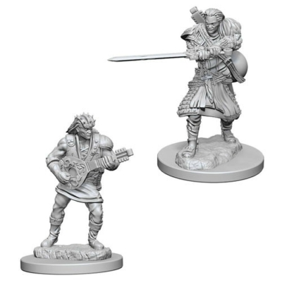 D&D Nolzur's Marvelous Miniatures: Human Bard Male