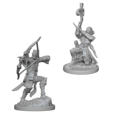 D&D Nolzur's Marvelous Miniatures: Elf Bard Male