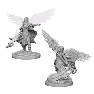 D&D Nolzur's Marvelous Miniatures: Aasimar Wizard Female