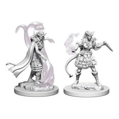 D&D Nolzur's Marvelous Miniatures: Tiefling Sorcerer Female