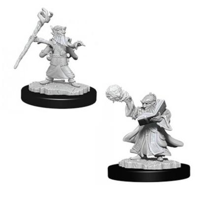 D&D Nolzur's Marvelous Miniatures: Gnome Wizard Male
