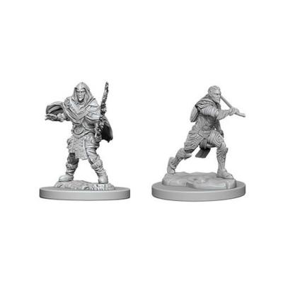 D&D Nolzur's Marvelous Miniatures: Elf Fighter Male