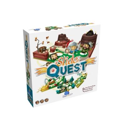 Slide Quest (Csúszkaland - angol nyelvű)