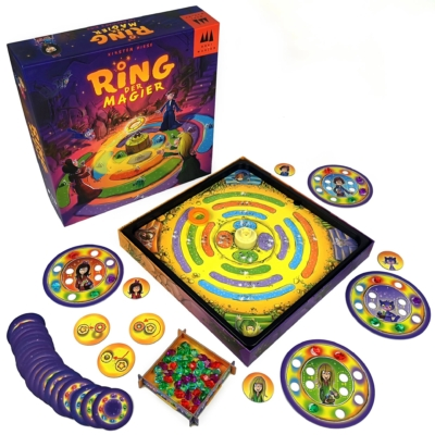 Ring der Magier - A varázsló gyűrűje