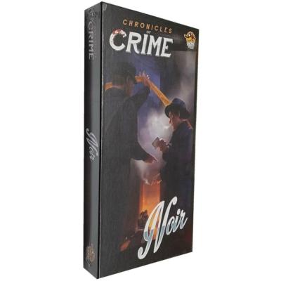 Chronicles of Crime: Noir kiegészítő