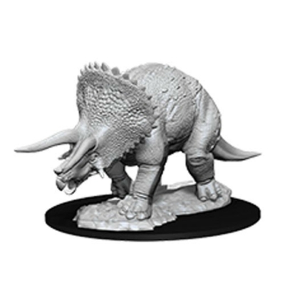 D&D Nolzur's Marvelous Miniatures: Triceratops