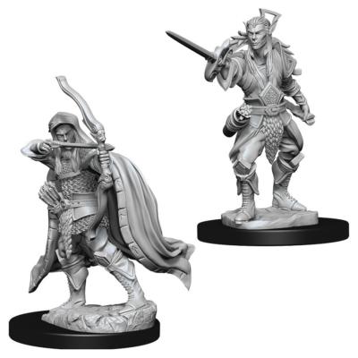 D&D Nolzur's Marvelous Miniatures: Elf Rogue Male