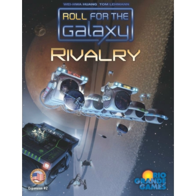 Roll for the Galaxy: Rivalry kiegészítő