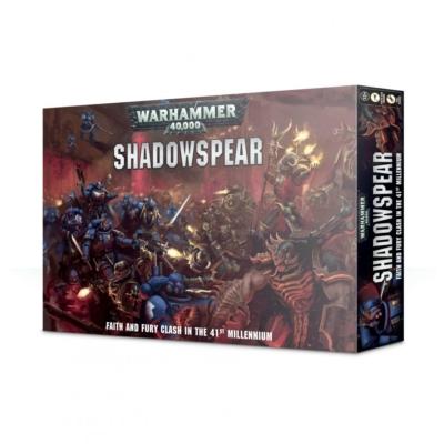Warhammer 40K - Shadowspear