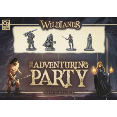 Wildlands: The Adventuring Party kiegészítő