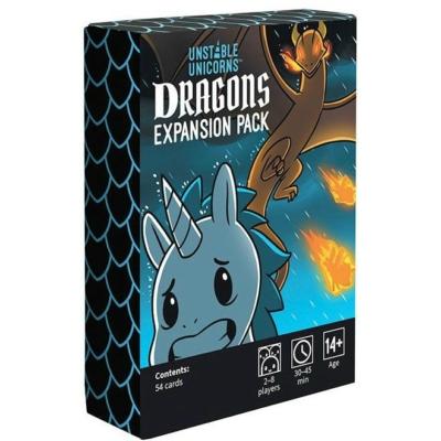 Unstable Unicorns: Dragons kiegészítő
