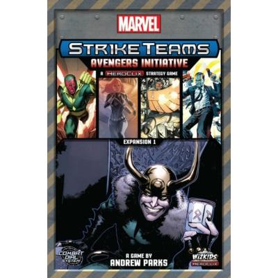Marvel Strike Teams: Avengers Initiative