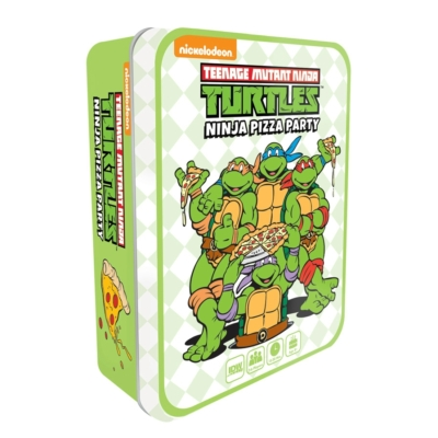 Teenage Mutant Ninja Turtles: Ninja Pizza Party