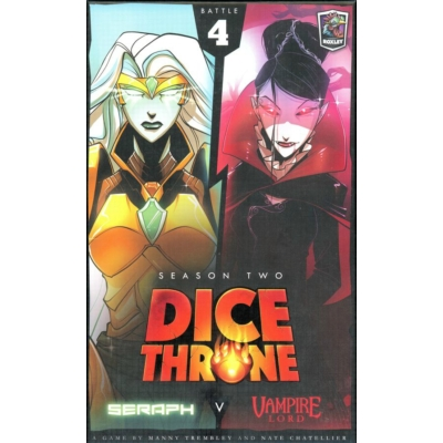 Dice Throne: Season 2 - Vampire Lord v. Seraph