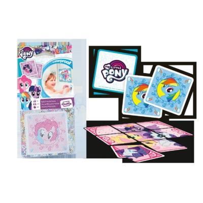 My Little Pony cseppmentes strandkártyák