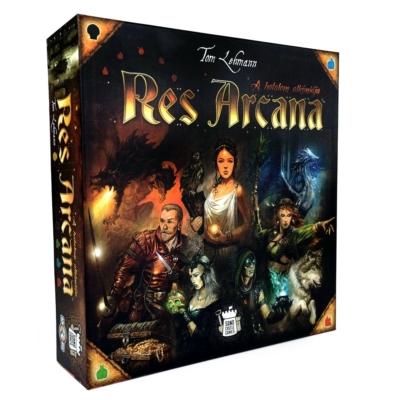 Res Arcana: A hatalom alkímiája