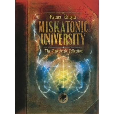 Miskatonic University - The Restricted Collection