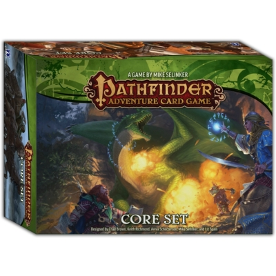 Pathfinder Adventure Card Game: Core set (2019)