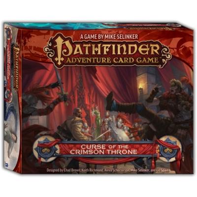 Pathfinder Adventure Card Game: Curse of the Crimson Throne (2019)