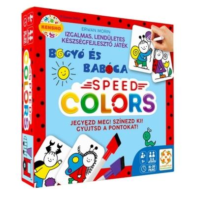 Speed Colors - Bogyó és Babóca