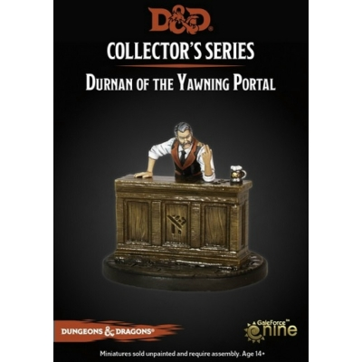 D&D Collector's Series: Durnan of the Yawning Portal