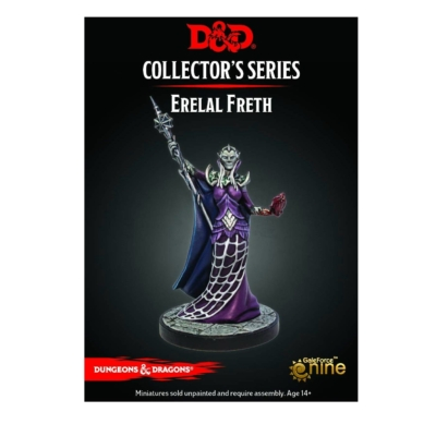 D&D Collector's Series: Dungeon of the Mad Mage: Erelal Freth