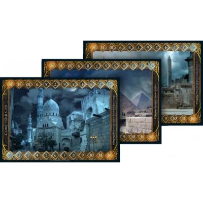 Sorcerer: Egyptian Battlefield Set
