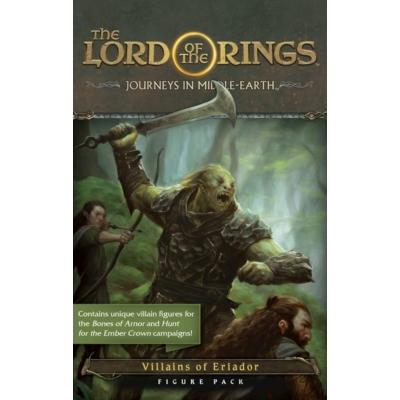 The Lord of the Rings: Journeys in Middle-Earth - Villains of Eriador kiegészítő