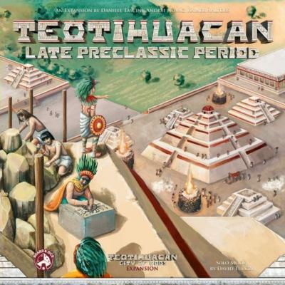 Teotihuacan: Late Preclassic Period kiegészítő