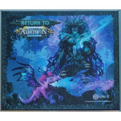 HEXplore it: The Forest of Adrimon - Return to the Forest of Adrimon kiegészítő