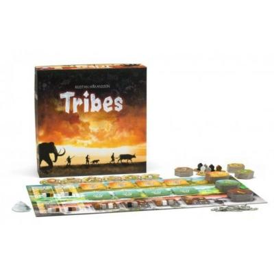 Tribes (magyar kiadás)