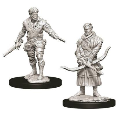 D&D Nolzur's Marvelous Miniatures: Human Rogue Male