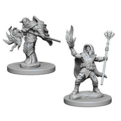 D&D Nolzur's Marvelous Miniatures: Elf Wizard Male