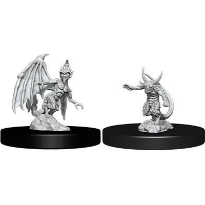 D&D Nolzur's Marvelous Miniatures: Quasit & Imp