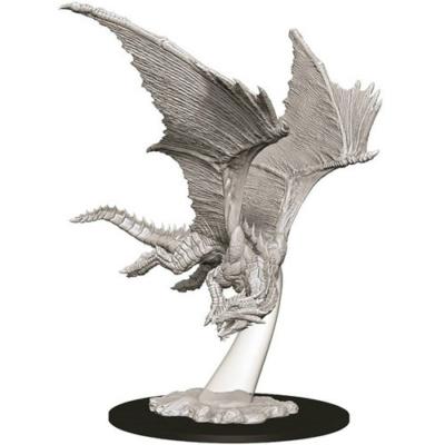 D&D Nolzur's Marvelous Miniatures: Young Bronze Dragon