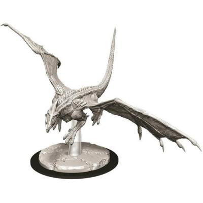D&D Nolzur's Marvelous Miniatures: Young White Dragon