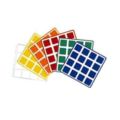 Rubik matricaszett 4x4x4