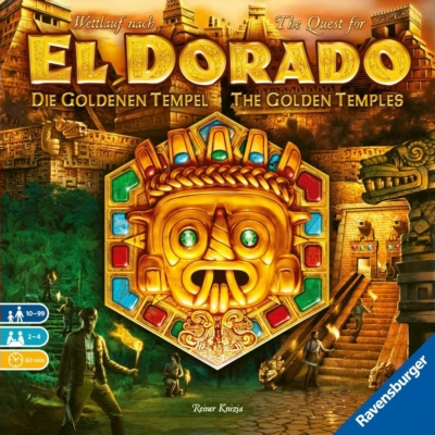 Wettlauf nach El Dorado: Die Goldenen Tempel