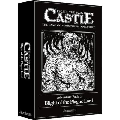 Escape the Dark Castle: Blight of the Plague Lord kiegészítő