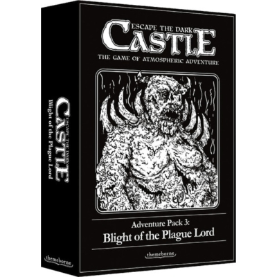 Escape the Dark Castle: Blight of the Plague Lord kiegészítő