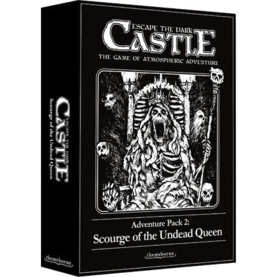 Escape the Dark Castle: Scourge of the Undead Queen kiegészítő