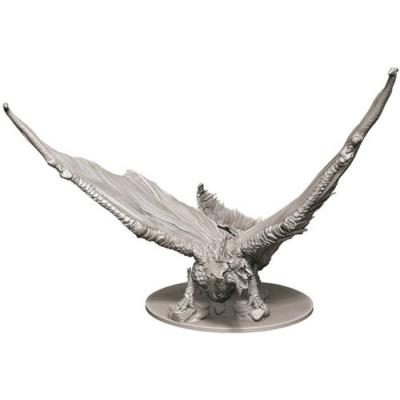 D&D Nolzur's Marvelous Miniatures: Young Brass Dragon