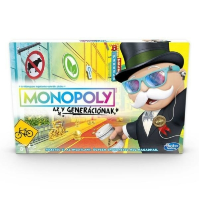 Monopoly - Az Y Generációnak!