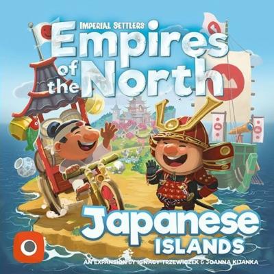 Imperial Settlers: Empires of the North - Japanese Islands kiegészítő