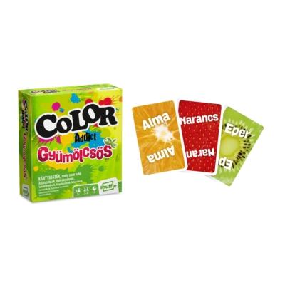 Color Addict - Gyümölcsös