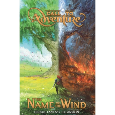 Call to Adventure: The Name of the Wind kiegészítő