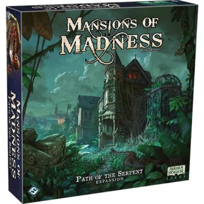 Mansions of Madness 2. kiadás - Path of the Serpent kiegészítő
