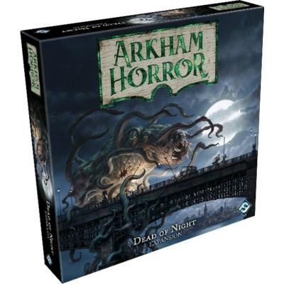 Arkham Horror 3. kiadás - Dead of Night kiegészítő