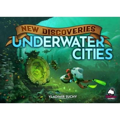 Underwater Cities: New Discoveries kiegészítő (delicious games)